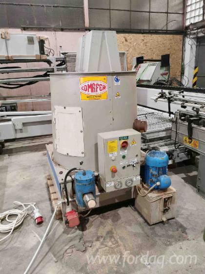 Briquetting-press-COMAFER-BRIO