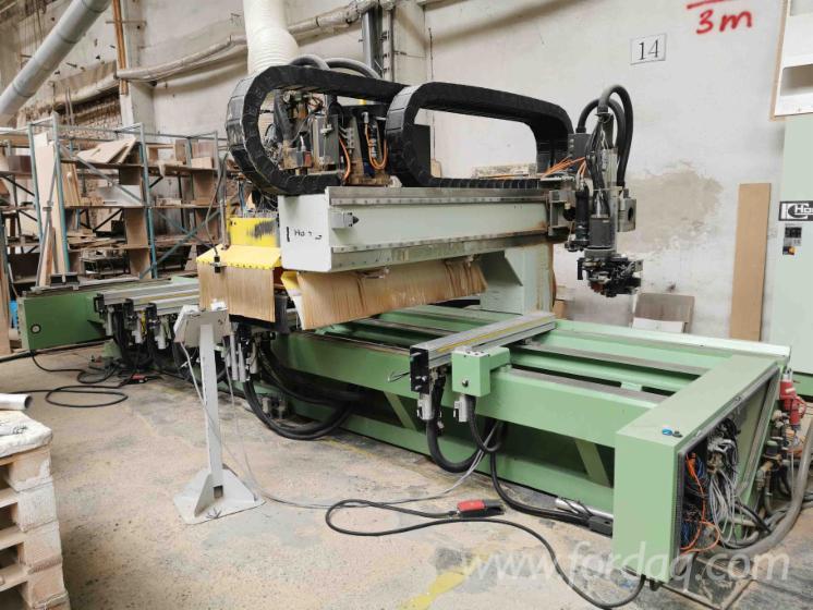 Used-Homag-BAZ-32-CNC-Machine
