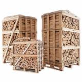 Dry Birch/Oak Firewood For Sale