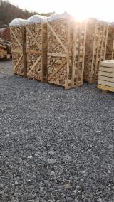 Beech Cleaved Firewood, KD 25-40 cm