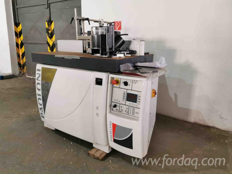 New-Paoloni-Fimal-T160-Single-Spindle-Moulder