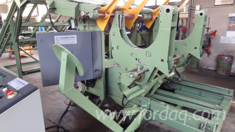 Gebraucht-Angelo-Cremona-1234-Furniererzeugung---Furnierverarbeitung---Sonstige-Zu-Verkaufen