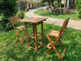 Find best timber supplies on Fordaq - Forexco Quang Nam - Wooden bar set of 1pc Bar Table and 2pcs bar chair-folding; Acacia wood