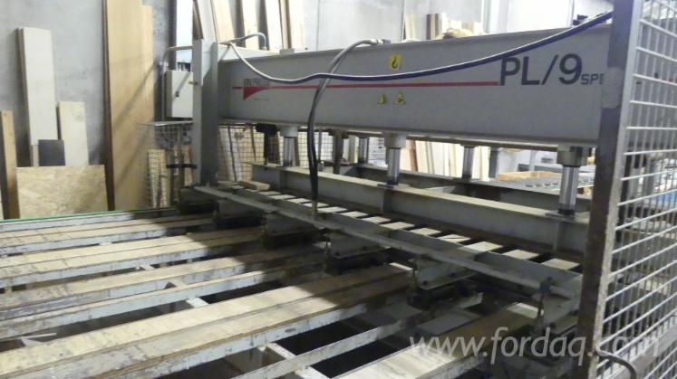 Glueing-Press-Italpresse-PL-9