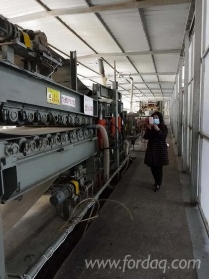 Used-Sufoma-MDF-Production-Line