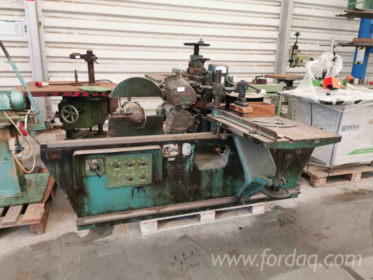 Elmma-Tenoning-Moulding-And-Cutting-Machine