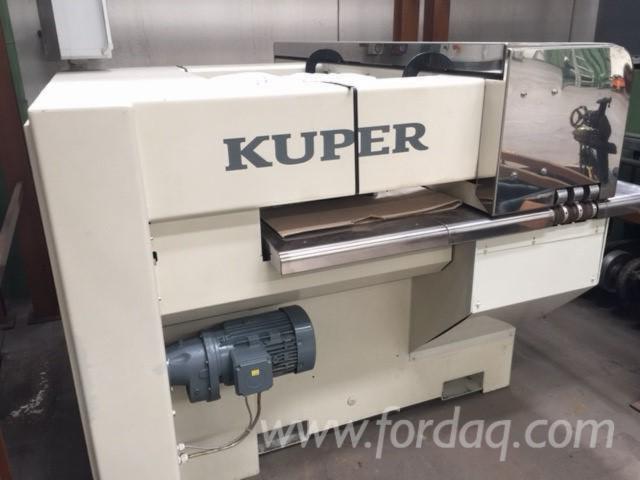 Kuper-FL-Innovation-Veneer-Splicer-For