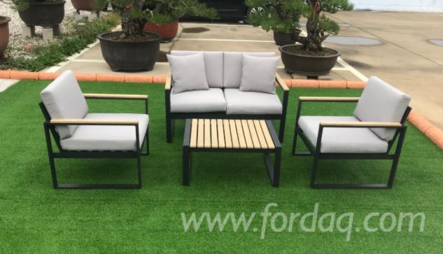 Aluminum-White-Outdoor-Sofa-For