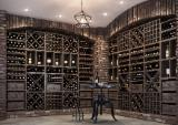 null - Oak Wine Cabinets - Individual Projects