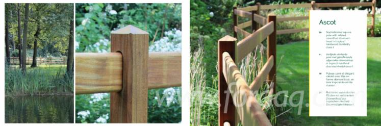 Horse-Fences-With-Pine-Square-Poles