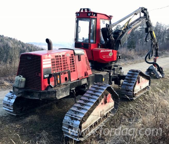 Vindem-Harvester-%28Utilaj-De-Exploatare%29-Komatsu-911-5-X3M-Second-Hand-2014