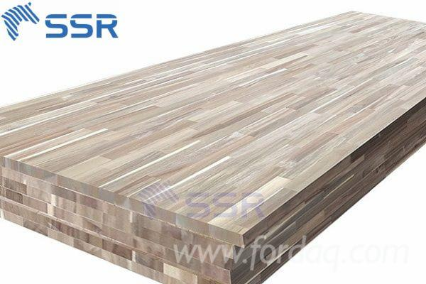 Acacia-Finger-Joint-Panel--Board-For-Table-Tops--