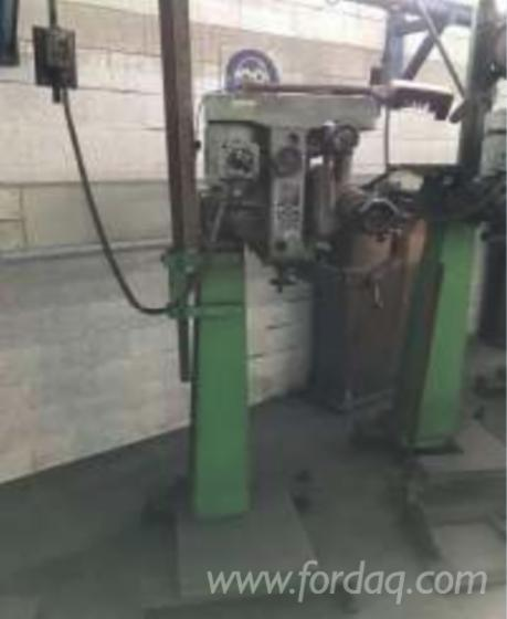 Used-Vollmer-NS120-Carbide-Saw