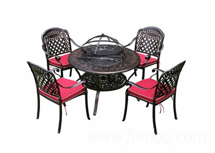 Vend-Tables-De-Jardin-Design-Autres-Mati%C3%A8res