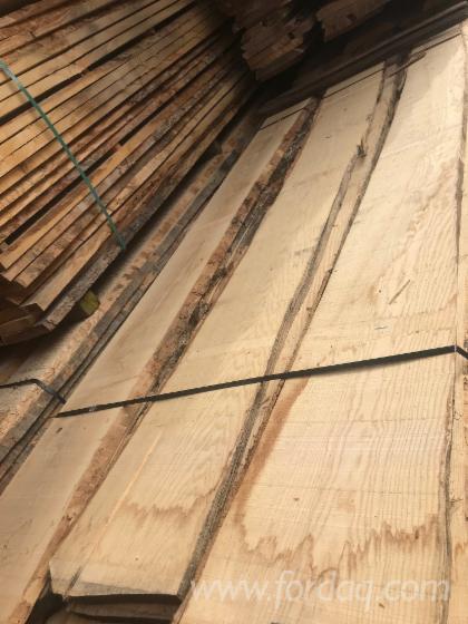Unedged-White-Ash-Lumber