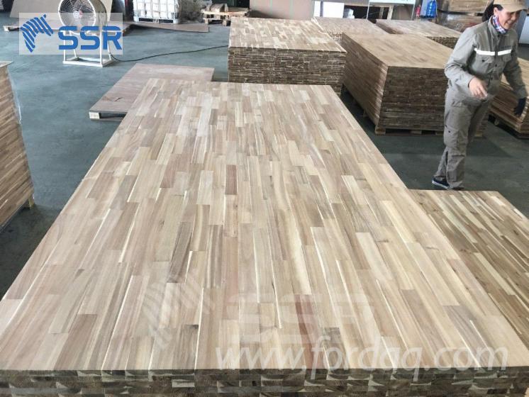 Acacia-Edge-Glued-Panels