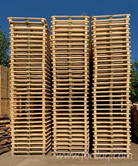 Poplar-Europallets---Wooden