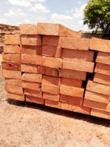 null - African Rosewood Railway Sleepers 150 mm Thick