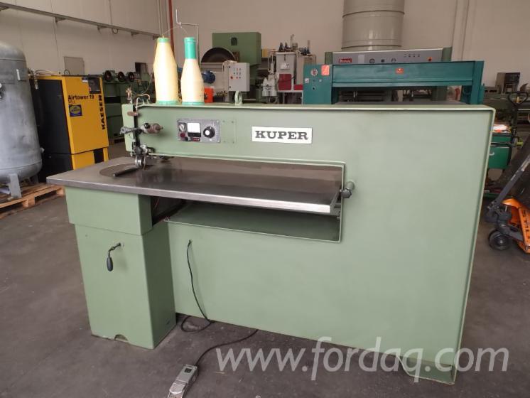 Vender-Fusionadores-De-Folheado-Kuper-1150-Usada-1990