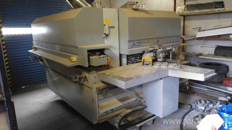 Vend-CNC-Pour-Production-De-Fen%C3%AAtres-Colombo-AM-33--AF-Occasion