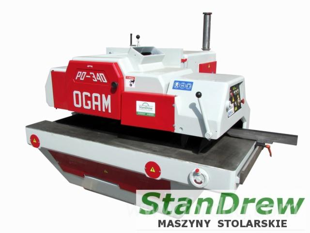 Used-OGAM-Multi-Blade-Saw