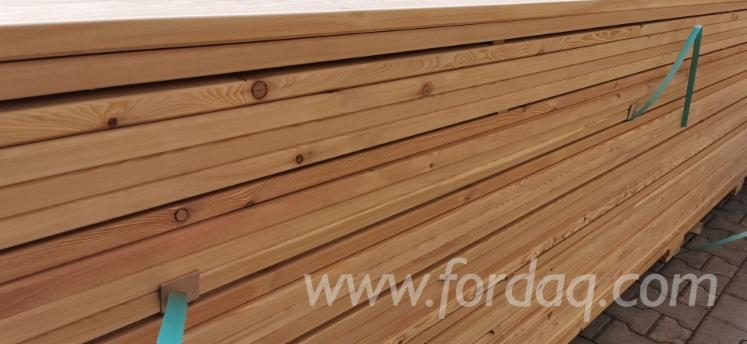 Larch-Exterior-Decking