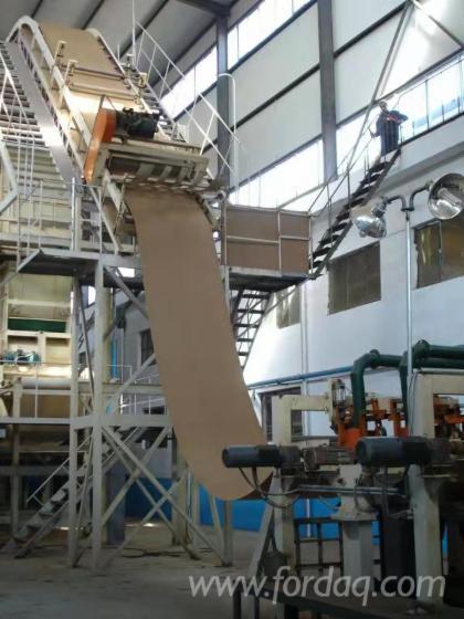 Gebraucht-Jiecheng-2010-Spanplatten---Faserplatten-