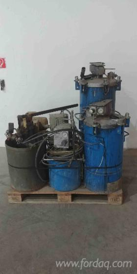 Machines-And-Technical-Equipment-For-Surface-Finishing---Other-Kovofini%C5%A1-Wagner-Vyza-4-Polovna