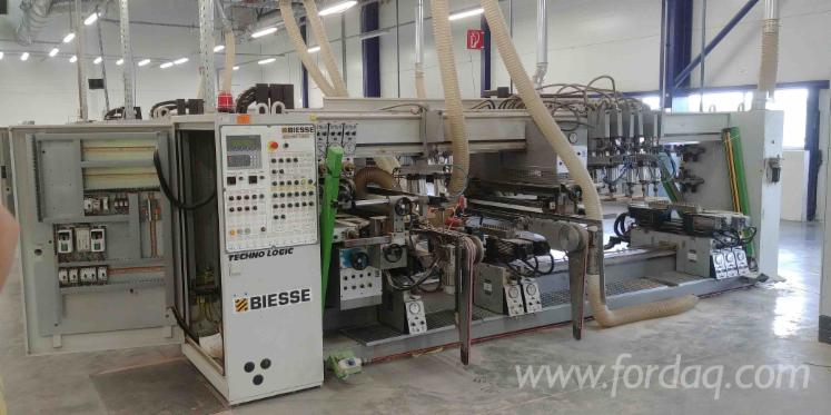 Throughfeed-Drilling-Machine---25-heads-Biesse-Techno-Logic