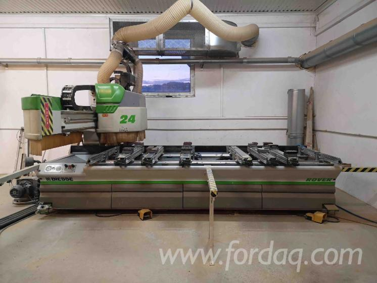 CNC-Working-Centre-Biesse-Rover-24-S