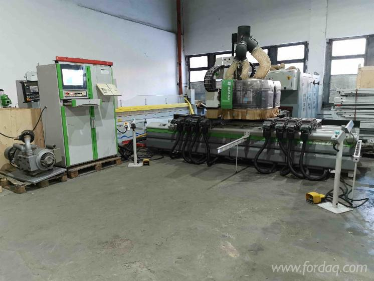 CNC-Working-Centre-4-axis-Biesse-Rover