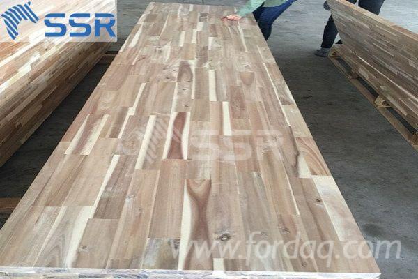 Acacia--1-Ply-Laminated-Panel--Board