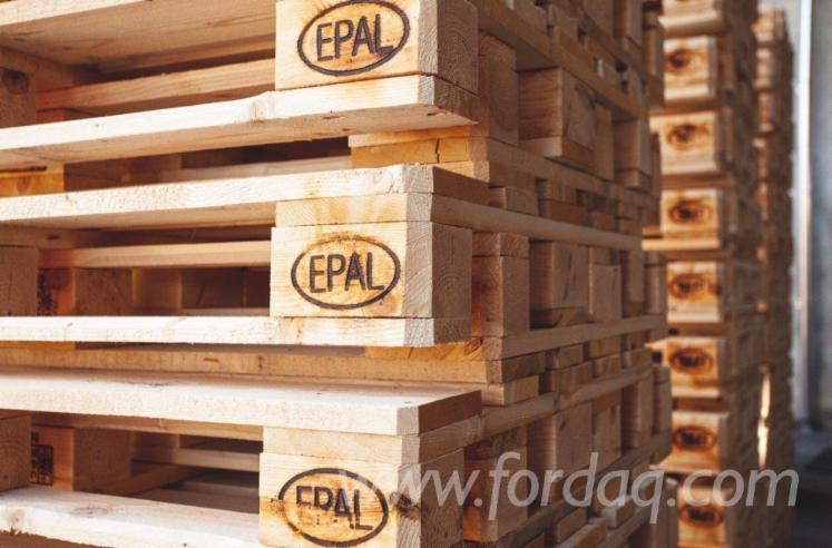 Purchasing-New-Spruce-Euro-Pallets