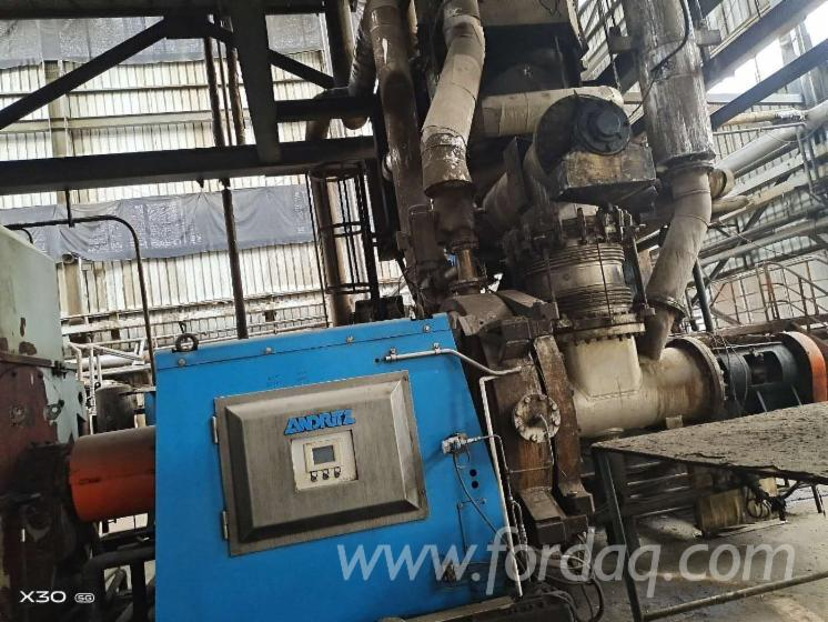 Used-MDF-Continuous-Press