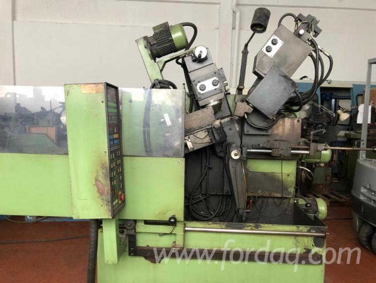 Used-Vollmer-Carbide-Saw-Grinder