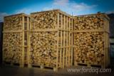 null - Cleaved Birch/Oak Firewood From Russia