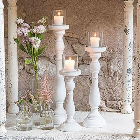 Wooden-Candle-Stand-For-Living
