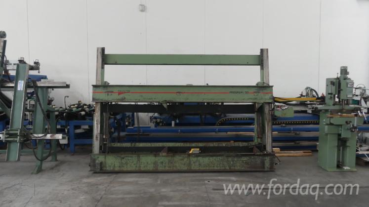 Gebraucht-Italpresse-Program-30-Rahmenpresse-Zu-Verkaufen
