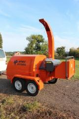 null - Chippers And Chipping Mills Wood Crusher RM 61 Nova Ukrajina