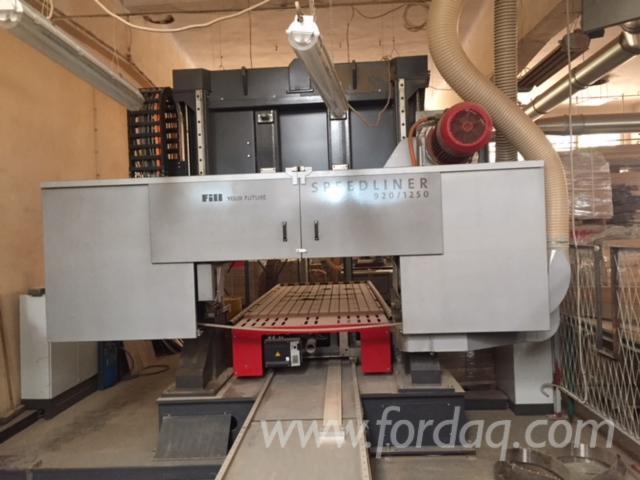 Vender-Resgates-De-Serras-De-Fita-FILL-SPEEDLINER-920-1250-Usada-2010