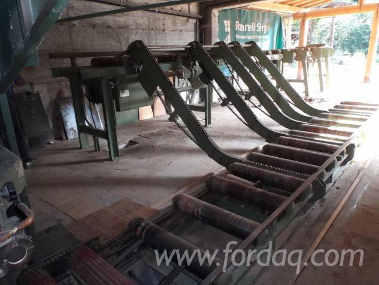 Gebraucht-BFB-TRASPORTATORI-A-RULLI-2000-Schnittholzsortieranlagen-Zu-Verkaufen