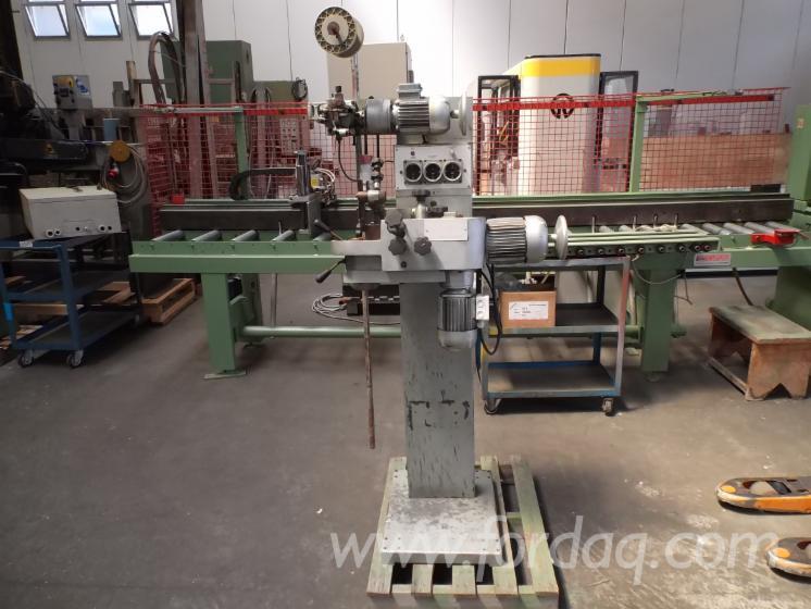 Used-Viscat-Fulgor-Sharpening-Machine