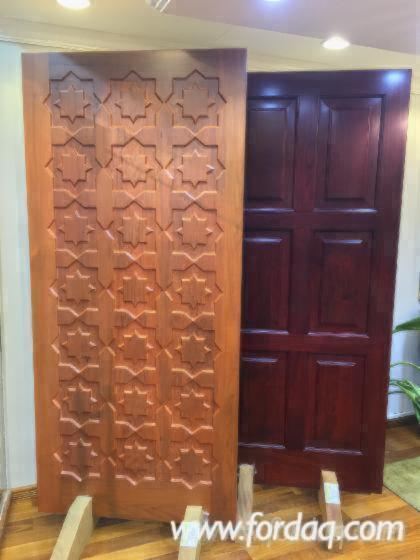 Selling-Luxury-Teak-Entrance