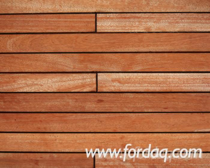 Vacuum-Dried-Teak-Decking