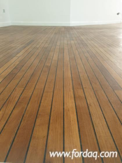Teak-Vacuum-Dried-Decking