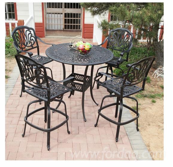 Outdoor--Aluminum-Antique-Bronze-Swivel-Bar