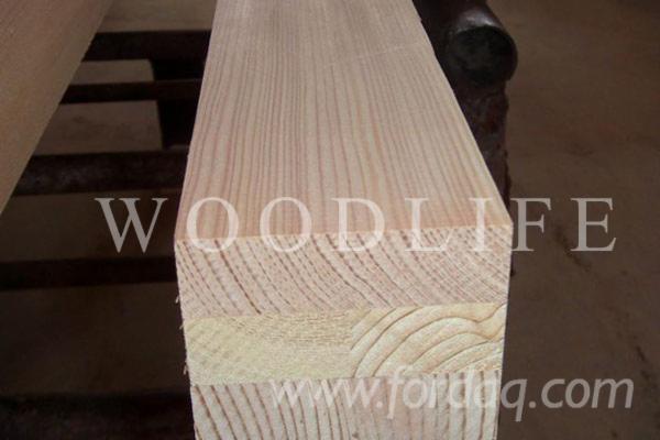 Azjatyckie-Drewno-Drzew-Iglastych--Okna--Drewno-Lite--Modrzew-Syberyjski
