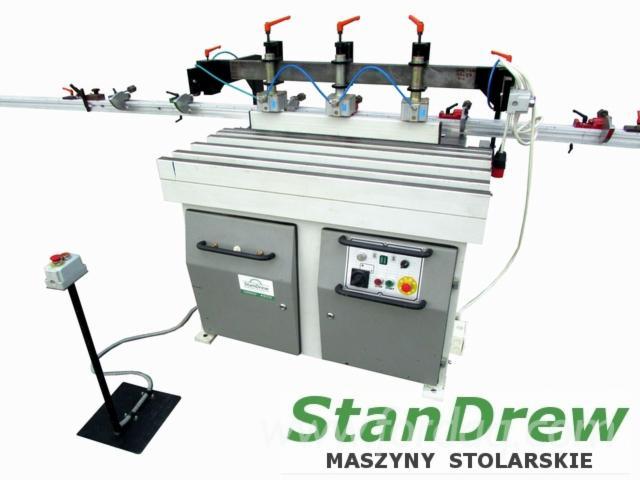 Gebraucht-Goma-W-25-Universal-Mehrspindel-Bohrmaschinen-Zur-Station%C3%A4rbearbeitung-Zu-Verkaufen