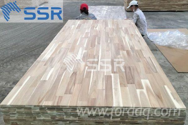 1-Ply-Acacia-Wood-Panel---Finger-Joint-Laminated