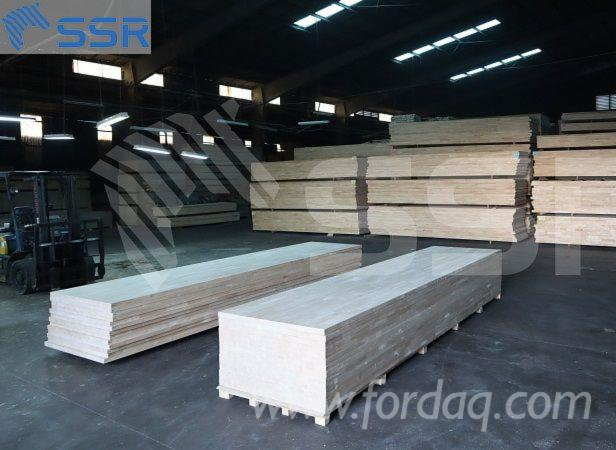 Rubber-Wood--Finger-Joint-Laminated-Board